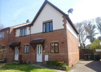 Thumbnail 2 bed end terrace house for sale in The Belfry, Hailsham