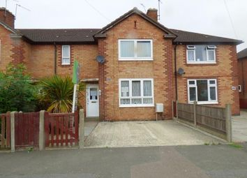 Thumbnail 3 bedroom terraced house for sale in Gunthorpe Road, Braunstone, Leicester, Leicestershire