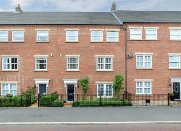 Thumbnail 6 bed town house for sale in Featherstone Grove, Great Park, Newcastle Upon Tyne
