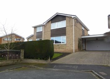 Thumbnail 5 bed detached house to rent in Birch Grove, Upper Batley, West Yorkshire