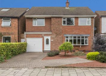 Thumbnail 4 bed detached house for sale in Loughborough Road, West Bridgford, Nottingham