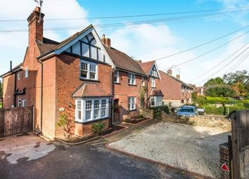 Thumbnail 4 bed semi-detached house for sale in Witley, Godalming, Surrey