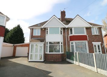 Temple Avenue, Hall Green, Birmingham B28. 3 bed semi-detached house for sale