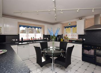 Thumbnail 5 bed detached house for sale in Dumpton Gap Road, Broadstairs, Kent