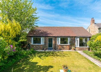 Thumbnail 2 bed detached bungalow for sale in Gwenva Rise, Hunsingore, Wetherby, North Yorkshire