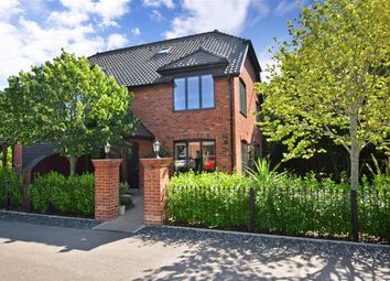 Thumbnail 4 bed semi-detached house for sale in Northlands Park, Emsworth, Hampshire