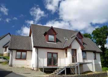 Thumbnail 4 bedroom detached house for sale in Eccles Road, Hunters Quay, Dunoon