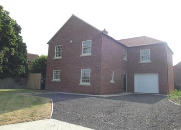 Thumbnail 4 bed detached house to rent in Chestnut Avenue, Bucknall, Woodhall Spa