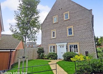 Thumbnail 3 bedroom town house for sale in St Augustines Drive, Wychwood Village, Crewe