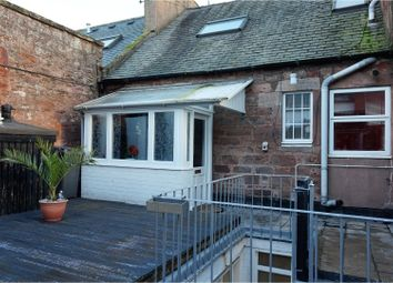 Thumbnail 3 bed maisonette for sale in Millgate Loan, Arbroath