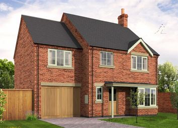 Thumbnail 4 bedroom detached house for sale in The Manor, Wordsley