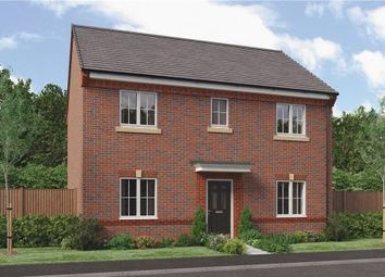 "Thumbnail 4 bed detached house for sale in ""The Buchan"" at Parkside, Hebburn"