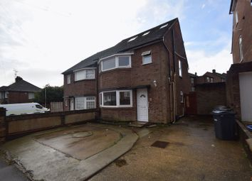 Thumbnail 6 bed semi-detached house to rent in Meyrick Avenue, Luton