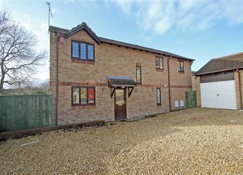 Thumbnail 4 bed detached house for sale in Fuller Close, Willowbrook, Wiltshire