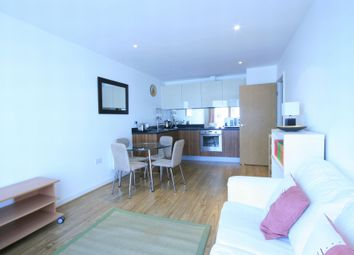 Thumbnail 1 bed flat to rent in Cutmore, Ropeworks, 1 Aboretum Place, Barking, Essex