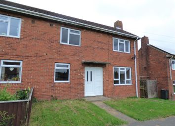 Thumbnail 2 bed semi-detached house for sale in Lincoln Road, Brookenby, Binbrook, Market Rasen