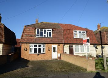 Thumbnail 3 bedroom semi-detached house for sale in Wyndham Road, Bridgwater