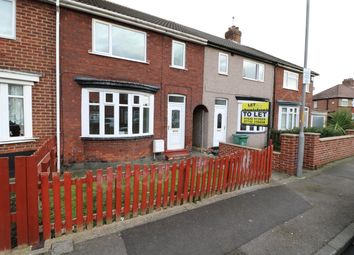 Thumbnail 3 bed terraced house to rent in Brinkburn Road, Norton, Stockton - On - Tees