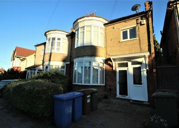 Thumbnail 3 bed flat to rent in Nibthwaite Road, Harrow, Middlesex