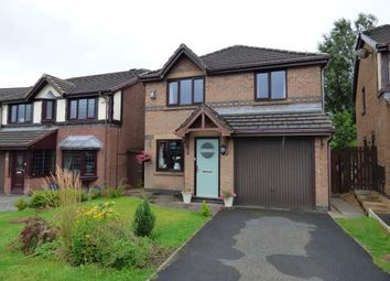 Thumbnail 4 bed detached house for sale in Buttercross Close, Burnley, Lancashire