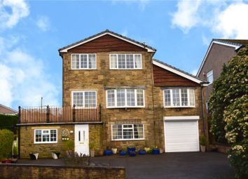 Thumbnail 4 bed detached house for sale in Camborne Way, Keighley, West Yorkshire