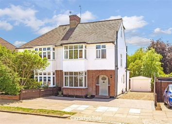 Thumbnail 4 bed semi-detached house for sale in Francis Avenue, St Albans, Hertfordshire