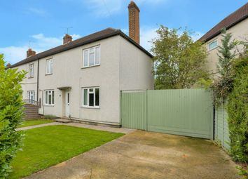 Thumbnail 3 bedroom semi-detached house for sale in Longfield Road, Harpenden