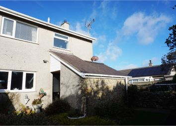 Thumbnail 3 bed end terrace house for sale in Penysern, Amlwch