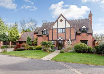 Thumbnail 5 bed detached house for sale in Chester Wood, Aldridge, Walsall