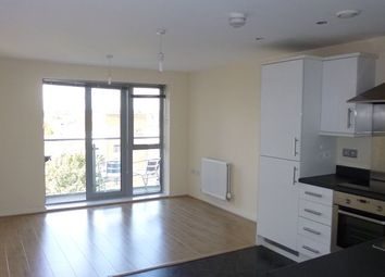 Thumbnail 1 bed flat to rent in Wilmington Close, Watford