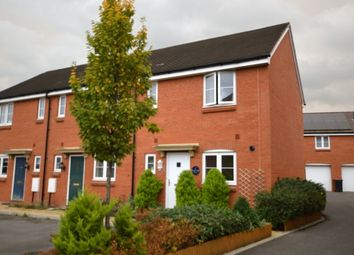 Thumbnail 2 bed end terrace house for sale in Redwing Road, Melksham