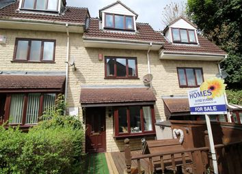 Thumbnail 3 bed terraced house for sale in Valley View Close, Higher Compton, Plymouth
