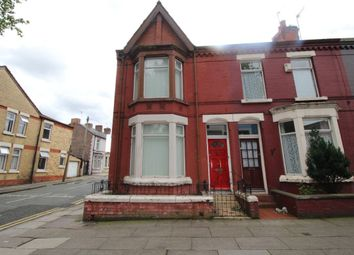 Thumbnail 3 bed terraced house to rent in Lower Breck Road, Anfield, Liverpool