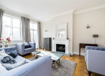 Thumbnail 4 bedroom flat to rent in Kensington High Street, London