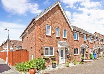 Thumbnail 3 bed end terrace house for sale in Buckthorne Road, Minster On Sea, Sheerness, Kent