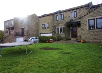 Thumbnail 5 bedroom detached house for sale in Old Manse Croft, Keighley