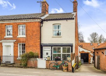 Thumbnail 2 bed end terrace house for sale in The Street, Neatishead, Norwich