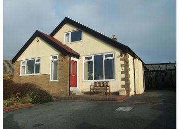 Thumbnail 4 bed detached bungalow for sale in 6 Raikes Hill Drive, Hest Bank, Lancaster