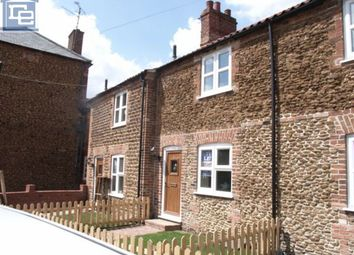 Thumbnail 2 bed cottage to rent in Alma Road, Snettisham, King's Lynn