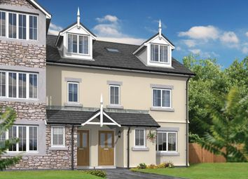 Thumbnail 4 bed semi-detached house for sale in Langdale Kents Bank Road, Grange-Over-Sands
