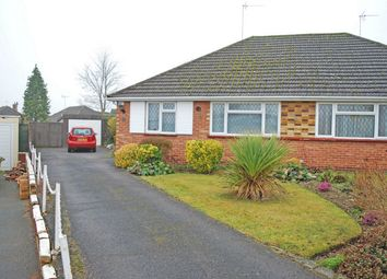 Thumbnail 2 bed semi-detached bungalow for sale in Linten Close, Hitchin, Hertfordshire