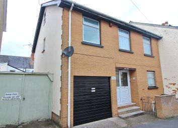 Thumbnail 3 bed detached house for sale in Portland Street, Barnstaple