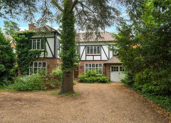 Thumbnail 5 bed detached house for sale in Uxbridge Road, Harrow