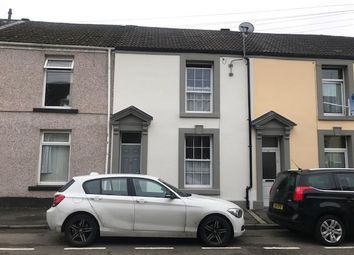 Thumbnail 3 bed terraced house to rent in Oxford Street, Swansea