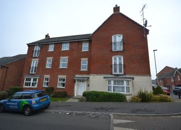 Thumbnail 2 bed flat to rent in Shipton Road, Hamilton, Leicester