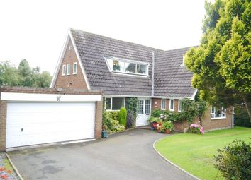 Thumbnail 4 bed detached house for sale in Stonehaugh Way, Ponteland, Newcastle Upon Tyne