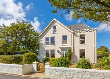 Thumbnail 5 bed detached house for sale in Rue Du Manoir, Forest, Guernsey