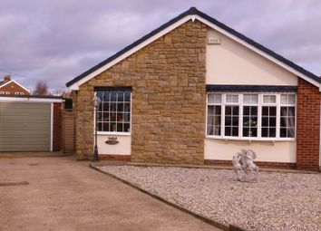 Thumbnail 2 bed detached bungalow for sale in Ashfield, Holme On Spalding Moor