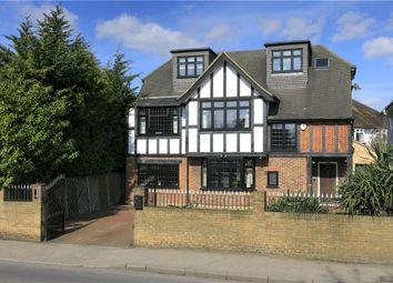 Thumbnail 5 bed detached house for sale in Coombe Lane, Wimbledon