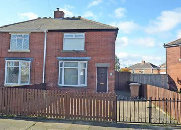 Thumbnail 2 bed semi-detached house for sale in Mcilvenna Gardens, Wallsend